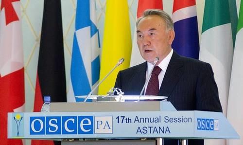 Deciding on an OSCE Summit