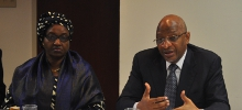 Towards regional security cooperation in North and West Africa: Mali, Mauritania, and Niger