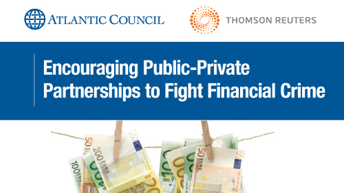 Encouraging Public-Private Partnerships to Fight Financial Crime