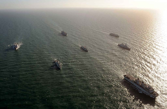 Exercise Joint Warrior: At the Tip of the Spear
