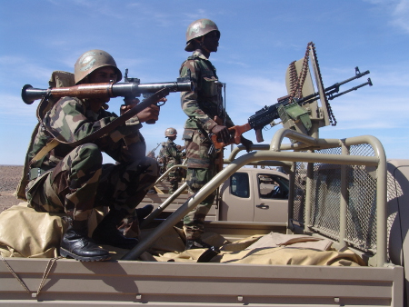 Crisis in the Sahel: Mali Terrorism Threat Growing