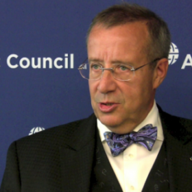 Exclusive Interview with Estonian President Ilves on Cyber Security