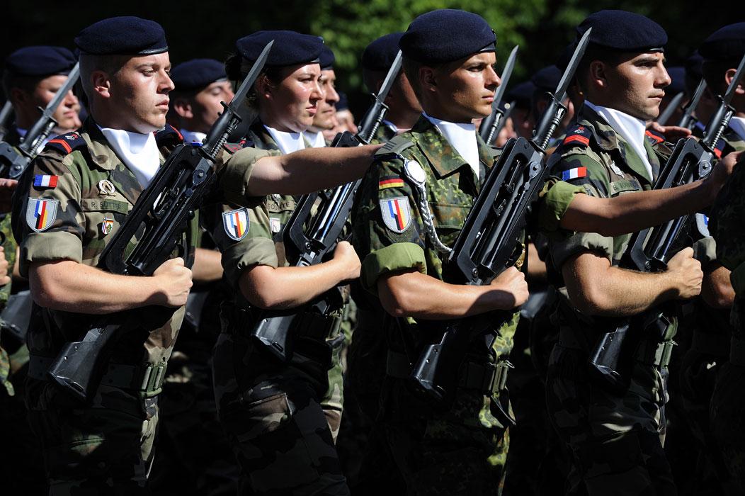 The Franco-German Brigade