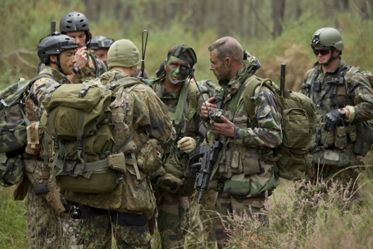 Europe's Sole Military Force: Giving France Respect Where it is Due