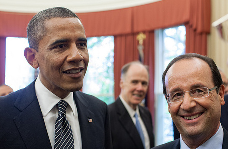 Obama and Hollande: France and the US Enjoy a Renewed Alliance