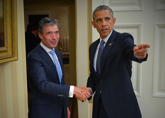 Video of NATO Secretary General at the White House