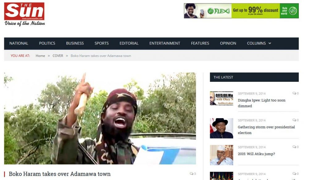 Africa's Islamic State?