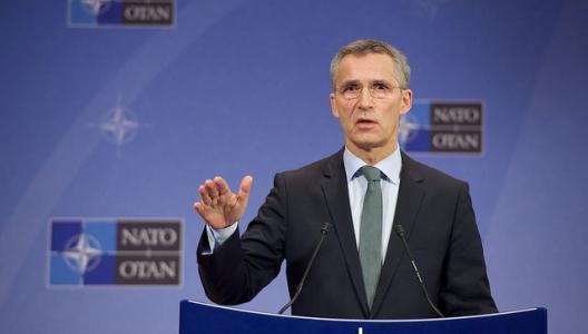 NATO Kicks Out Russian Spies but Revives Kremlin Hotline Amid Ukraine Tensions