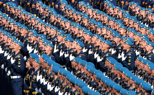 Infographic: Data Disproves Russian Lies about NATO Military Expansion