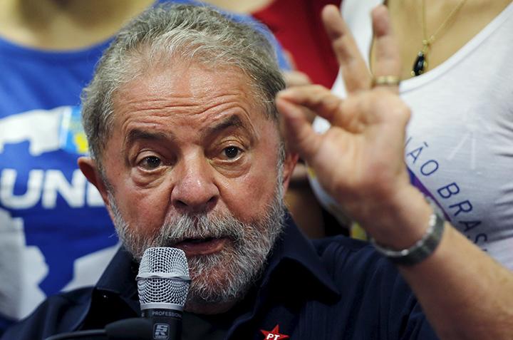 Brazil's Lula Suffers a Setback