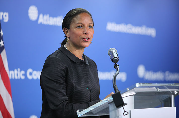 Human Rights, Democratic Reform at the Top of Obama's Agenda in Cuba, says Susan Rice