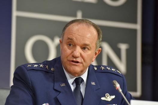 NATO's Breedlove Calls for Sharper Focus on Russia Ahead of Departure