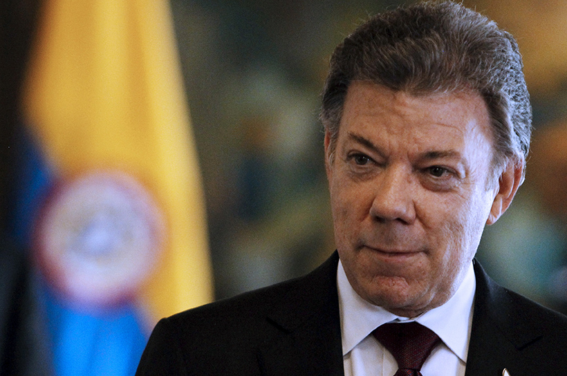 Colombia Stands on the Brink of Peace