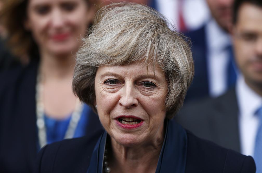 Theresa May's last chance
