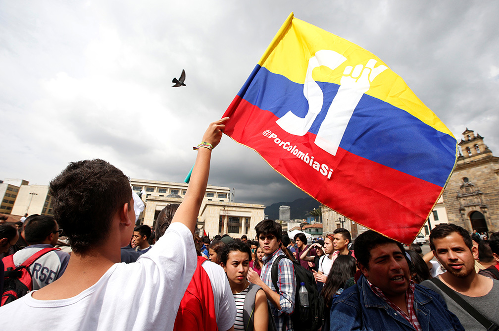 Colombia's Peace Plebiscite: A Divided Nation
