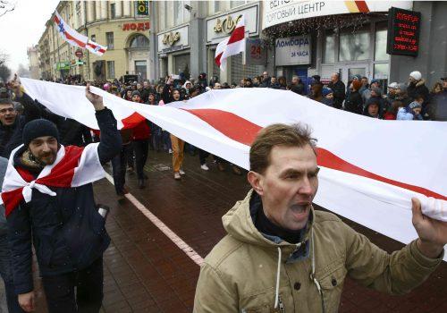 Is Belarus Putin's next target?
