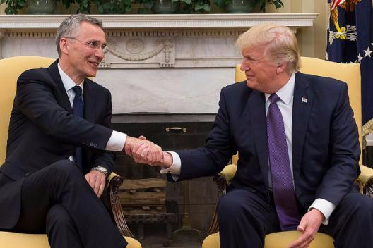 NATO Considers New Counterterrorism Post Following Trump Demands