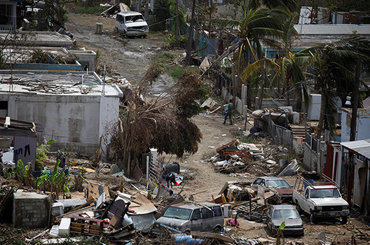 Without focus on the fundamentals, disaster relief fails to deliver
