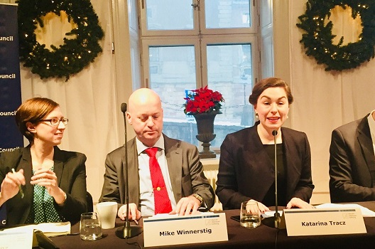 Securing Northern Europe – bridging the Baltic Sea, North Atlantic and the Arctic