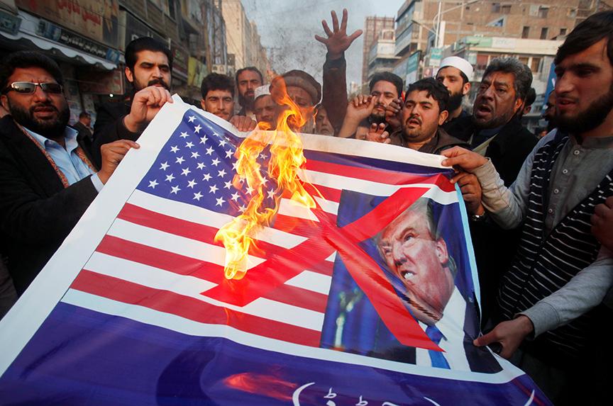 Trump Gets Tough on Pakistan