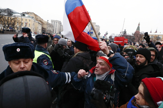#ElectionWatch: Protests Across Russia