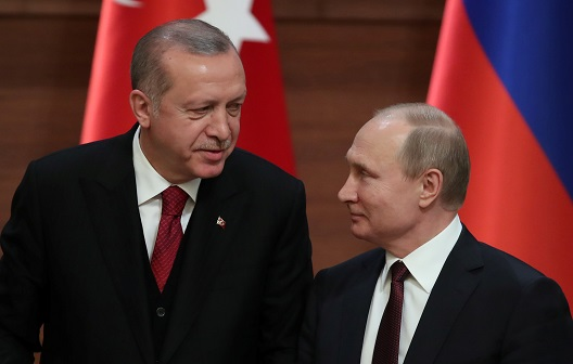 Turkey's transactional engagement with Russia