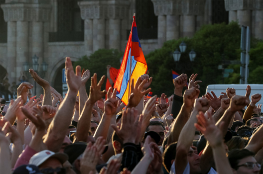 Protests in Armenia: Democratic Death Throes or a New Dawn?