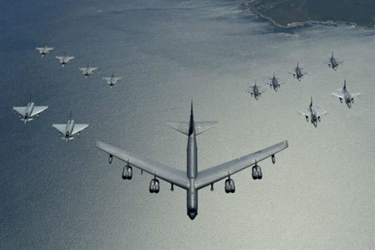 For the First Time in Its History, NATO Releases Joint Air Power Strategy