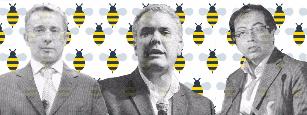 #ElectionWatch: Bees Cause Buzz in Colombia