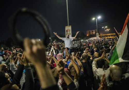 Teachers' protest challenges Jordanian status quo