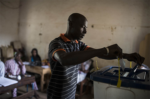Why Mali's election matters