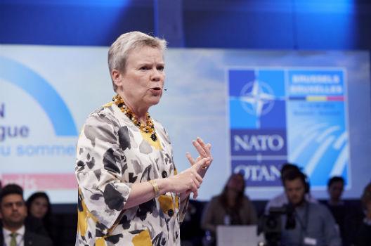 NATO Deputy Secretary General Praises Trump Leadership on Defense Spending