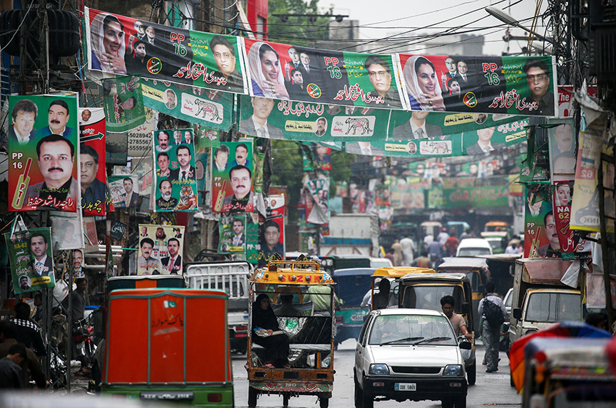 Pakistan's Election May Further Fracture its Polity