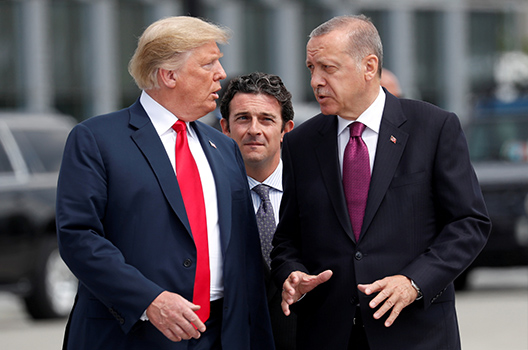 US-Turkey relations: From alliance to crisis