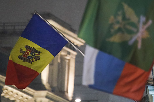More than a frozen conflict: Russian foreign policy toward Moldova