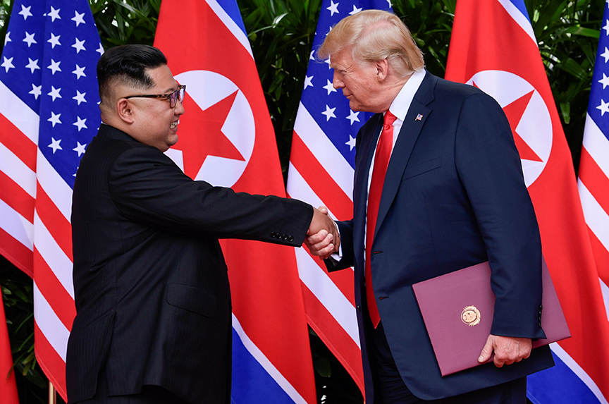 Trump-Kim summit's success was 'oversold'