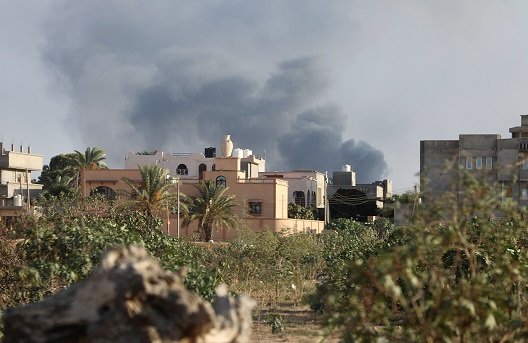 Finding salvation through the chaos in Libya