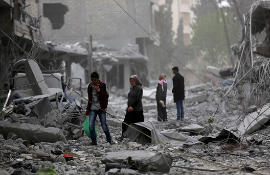 Has the US given up on stabilization efforts in Syria?