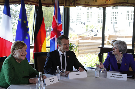 Europe Unlikely to Avoid Trump's Iran Sanctions
