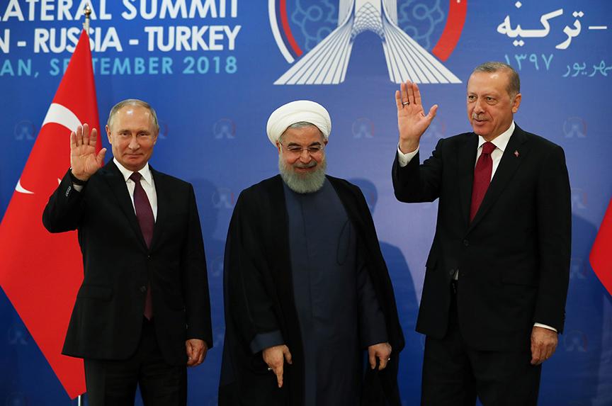 Syria, Russia pound Idlib as northern assault begins ahead of peace talks