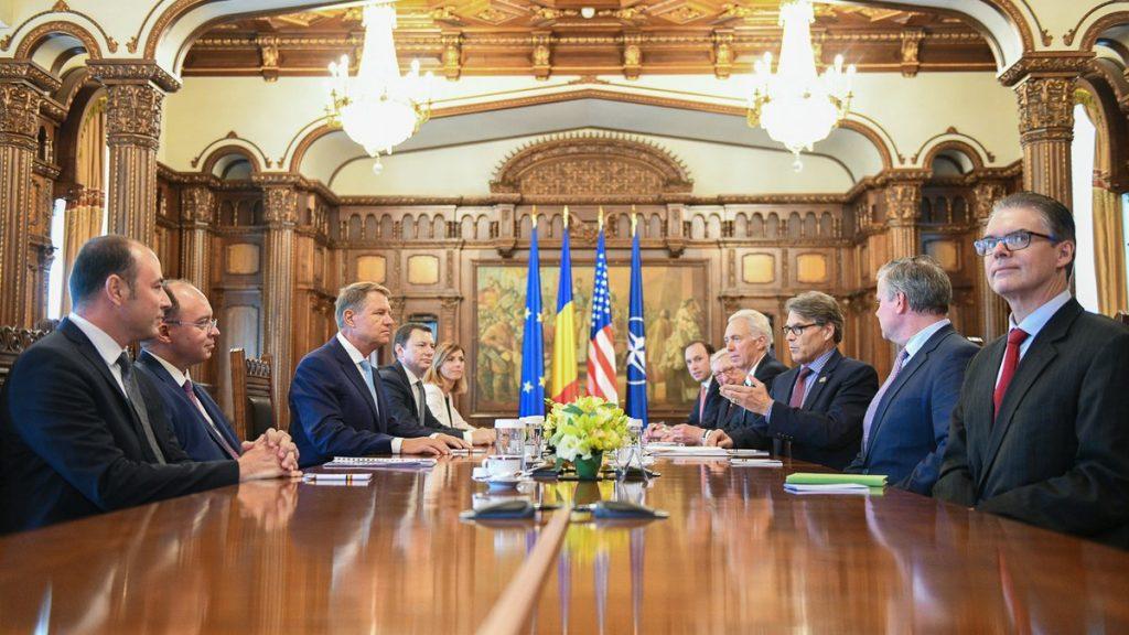 The Three Seas Initiative's Bucharest summit: Focusing on energy