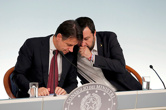 Rome's options in budget battle with Brussels