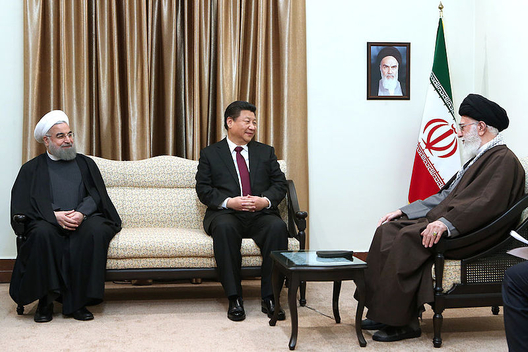 China: Iran's Lifeline to Overcome Oil Sanctions