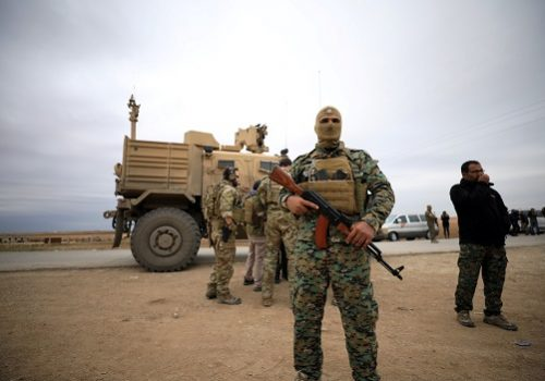 American passivity and weakness shine in Idlib province