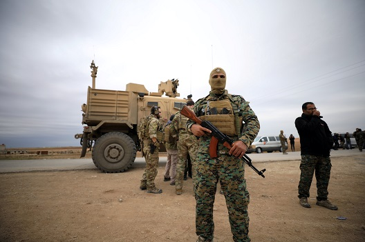 Turkish policy in Syria: Divining intent and options for the United States
