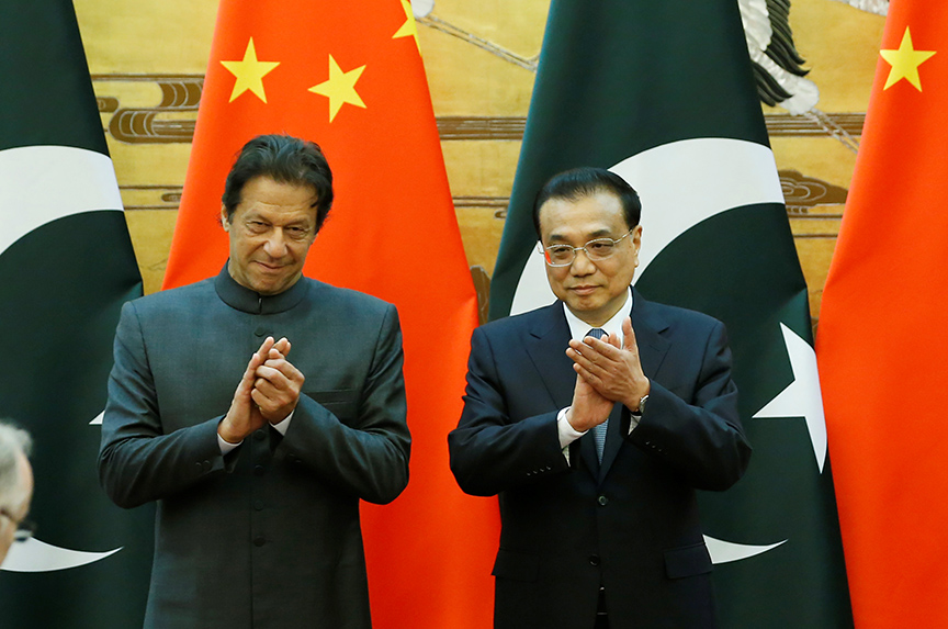 Chinese infrastructure project drives Pakistan further into debt