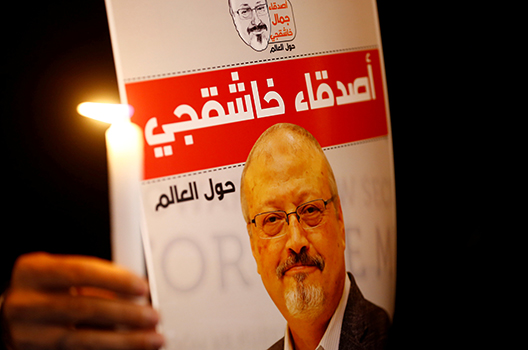 Treasury right to sanction Saudis in response to Khashoggi killing