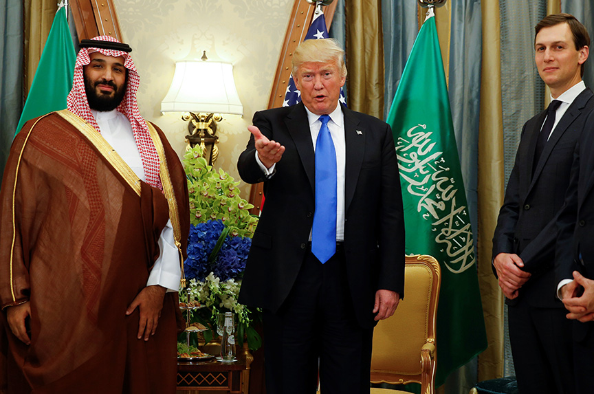Saudi war games