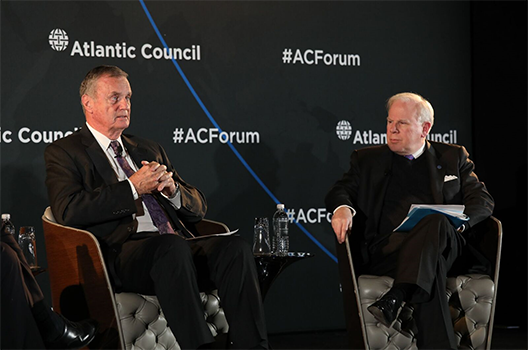 Atlantic Council's leadership outlines vision for the future