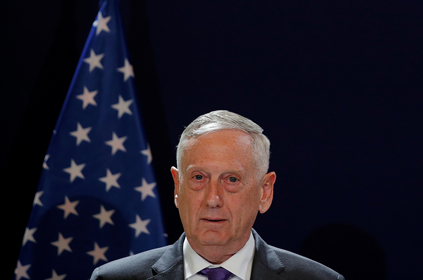 Defense Secretary Mattis' resignation letter is a must-read warning about the future